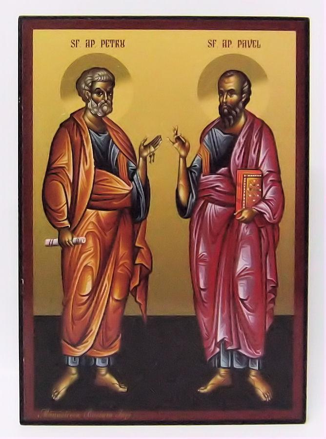 Sfintii Petru si Pavel ne cheama la imbratisare  |Sf. Petru Si Pavel